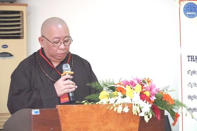 TP.HCM: Học viện tổ chức thi tuyển sinh Thạc sĩ Phật học khóa IV ảnh 1