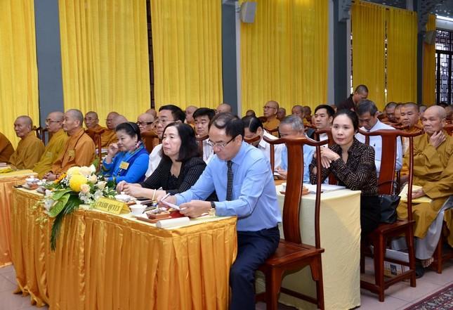 Khai mạc Hội nghị kỳ 5 - khóa VIII Trung ương GHPGVN ảnh 13