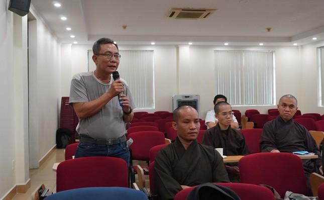 Câu lạc bộ phóng viên - cộng tác viên báo Giác Ngộ sinh hoạt cuối năm ảnh 6