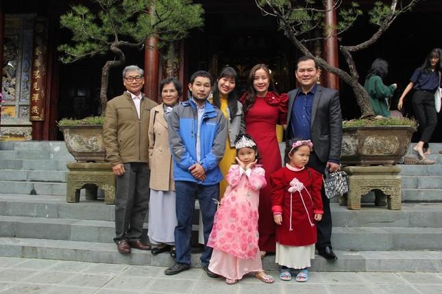 Người dân cố đô đi chùa đầu năm ảnh 5