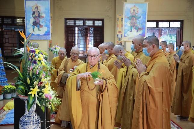Tân Bình: Chùa Phổ Quang trang nghiêm khai đàn Dược Sư thất châu ảnh 1