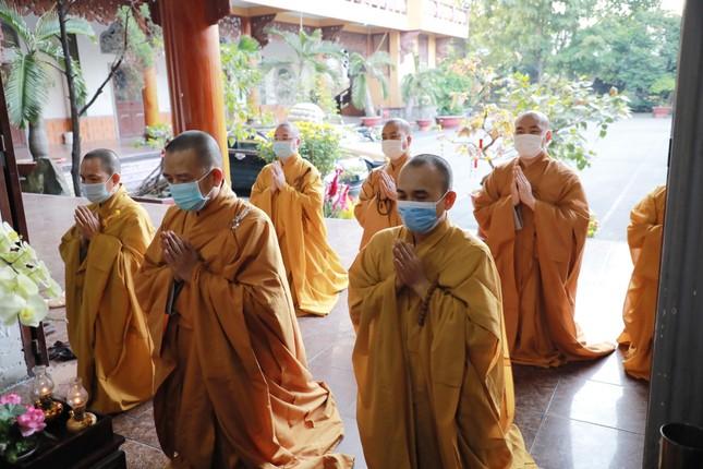Tân Bình: Chùa Phổ Quang trang nghiêm khai đàn Dược Sư thất châu ảnh 3