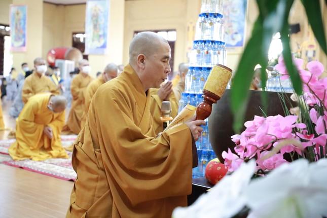 Tân Bình: Chùa Phổ Quang trang nghiêm khai đàn Dược Sư thất châu ảnh 2