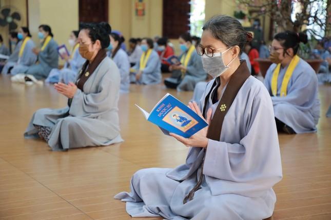 Tân Bình: Chùa Phổ Quang trang nghiêm khai đàn Dược Sư thất châu ảnh 7