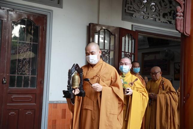 Tân Bình: Chùa Phổ Quang trang nghiêm khai đàn Dược Sư thất châu ảnh 5