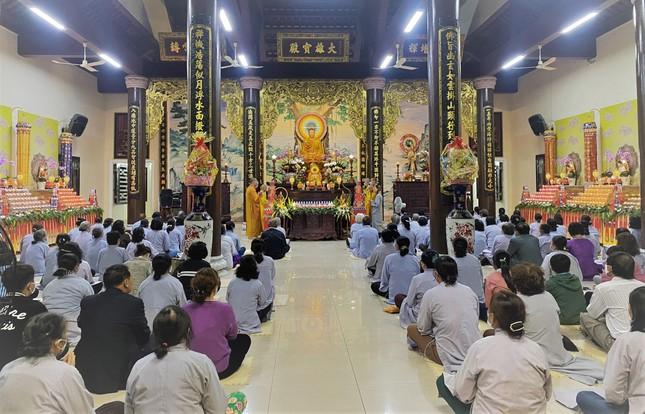 Đà Nẵng: Chùa Phổ Quang khai đàn Pháp hội Dược Sư ảnh 2