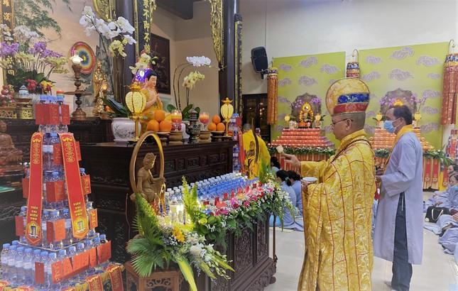 Đà Nẵng: Chùa Phổ Quang khai đàn Pháp hội Dược Sư ảnh 1