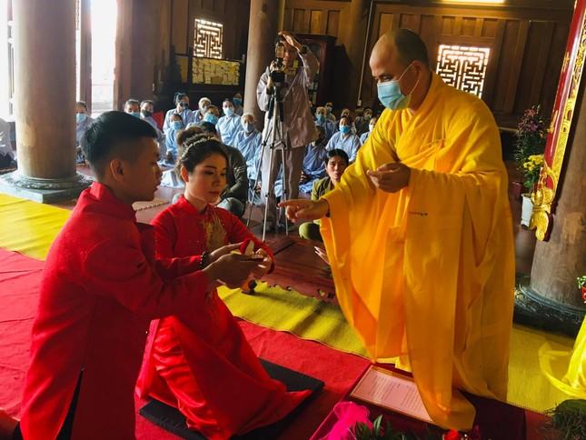 Lễ hằng thuận tại chùa Lam Sơn ảnh 1