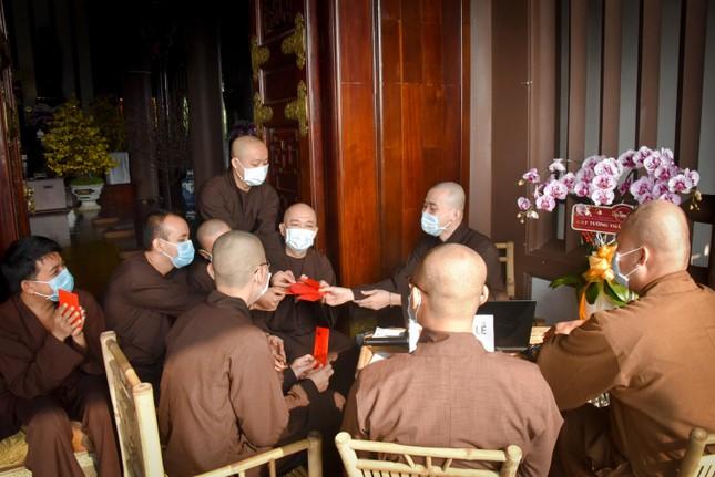 Xuân cửa Thiền: Những góc bình yên trong lòng rộ nở... ảnh 5