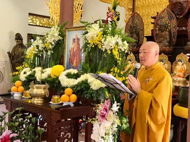 BR-VT: Tưởng niệm Đại lão Hòa thượng Thích Đồng Huy ảnh 2