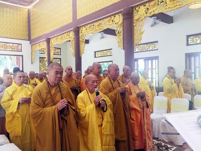 BR-VT: Tưởng niệm Đại lão Hòa thượng Thích Đồng Huy ảnh 3