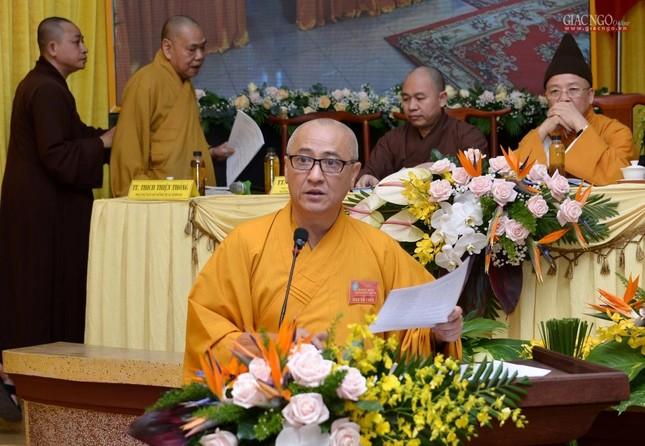 Bế mạc Hội nghị kỳ 5 - khóa VIII, thông qua danh sách tấn phong giáo phẩm Tăng Ni ảnh 5