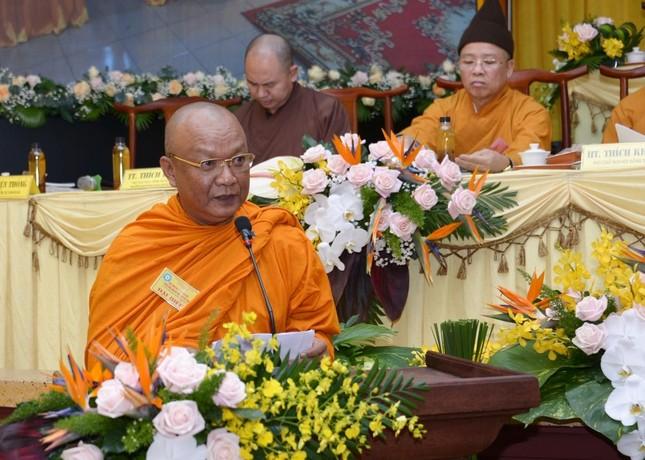 Bế mạc Hội nghị kỳ 5 - khóa VIII, thông qua danh sách tấn phong giáo phẩm Tăng Ni ảnh 9