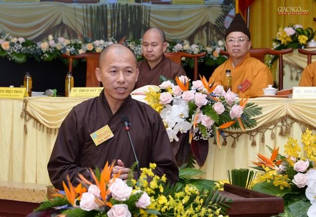 Bế mạc Hội nghị kỳ 5 - khóa VIII, thông qua danh sách tấn phong giáo phẩm Tăng Ni ảnh 8