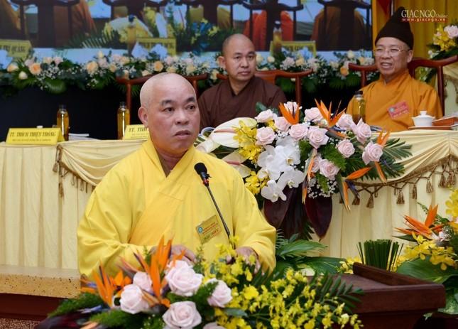 Bế mạc Hội nghị kỳ 5 - khóa VIII, thông qua danh sách tấn phong giáo phẩm Tăng Ni ảnh 11