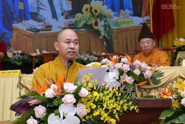 Khai mạc Hội nghị kỳ 5 - khóa VIII Trung ương GHPGVN ảnh 3