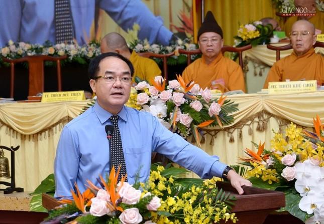 Khai mạc Hội nghị kỳ 5 - khóa VIII Trung ương GHPGVN ảnh 5