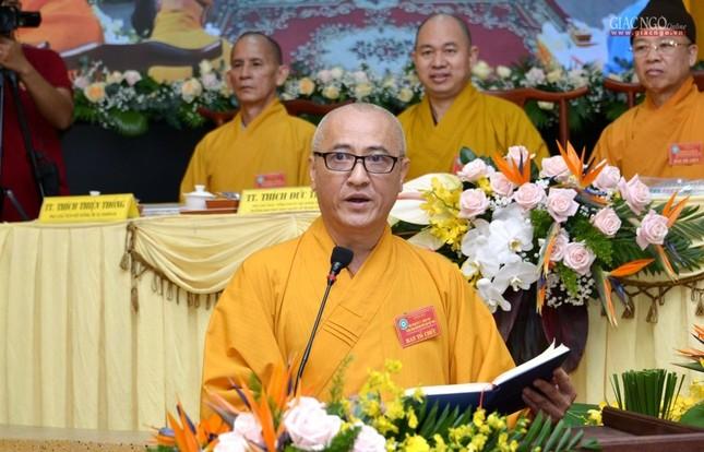Khai mạc Hội nghị kỳ 5 - khóa VIII Trung ương GHPGVN ảnh 4