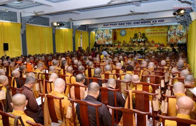 Khai mạc Hội nghị kỳ 5 - khóa VIII Trung ương GHPGVN ảnh 7