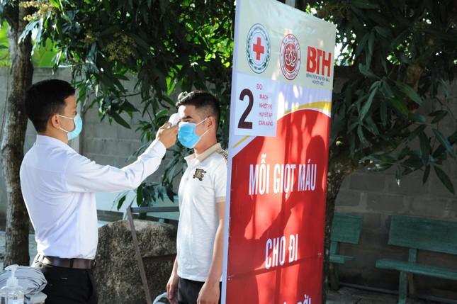 Đầu xuân hiến máu nhân đạo tại chùa Ân Thọ ảnh 1