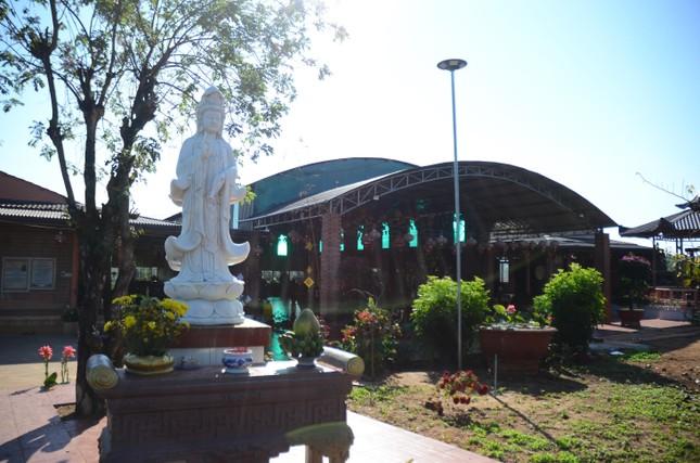 Đầu xuân ở ngôi chùa làng vùng đất Yaly ảnh 2