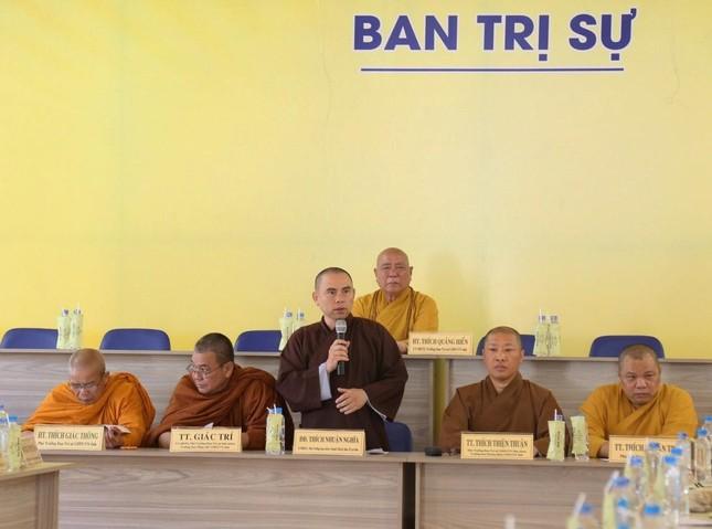 BR-VT: Giới thiệu Đại đức Thích Nhuận Nghĩa ứng cử Hội đồng Nhân dân tỉnh ảnh 1