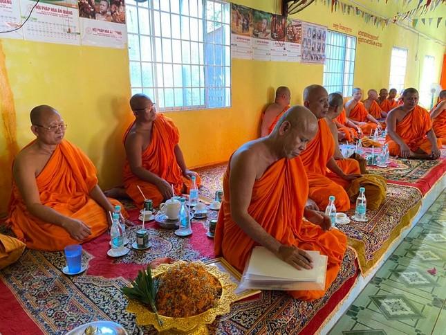 Trà Vinh: Công bố quyết định bổ nhiệm trụ trì chùa Ô Đùng ảnh 1