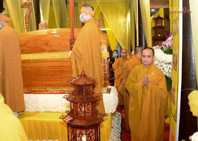 Báo Giác Ngộ, Ban Thông tin - Truyền thông viếng tang Hòa thượng Thích Nhật Ấn ảnh 2