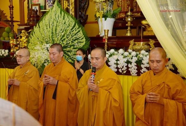 Báo Giác Ngộ, Ban Thông tin - Truyền thông viếng tang Hòa thượng Thích Nhật Ấn ảnh 1