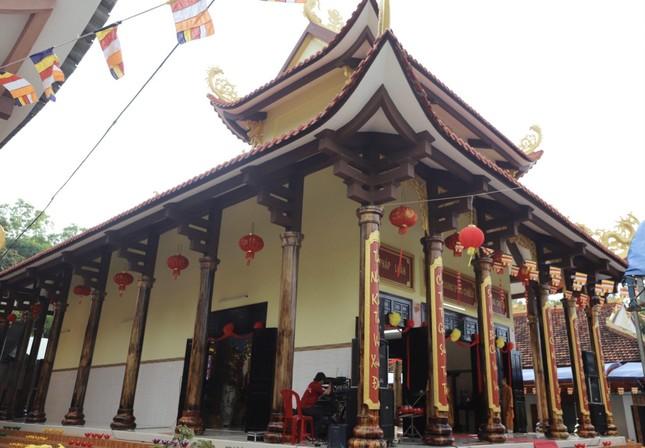 Phú Yên: Lễ tạ Tam bảo chùa Phú Sơn ảnh 2
