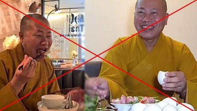 """Các YouTuber đồng loạt xóa bỏ nội dung về """"thầy chùa ăn thịt chó"""" ảnh 1"""