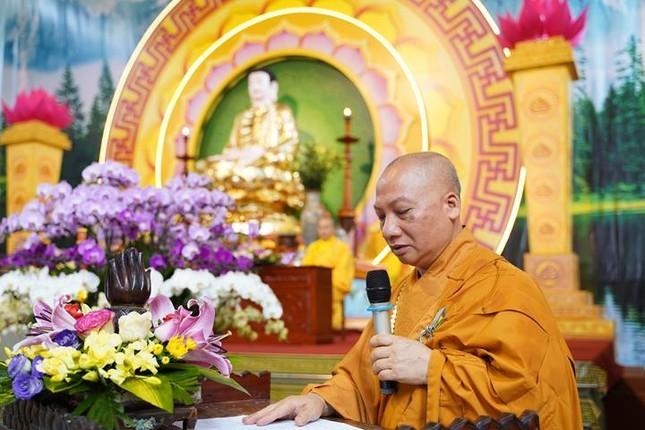 Chùa Bằng mừng thọ 1.156 Phật tử cao niên thuộc đạo tràng Pháp hoa ảnh 2