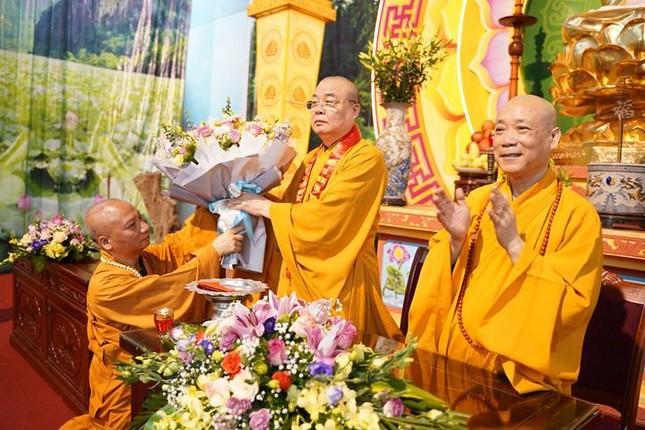 Chùa Bằng mừng thọ 1.156 Phật tử cao niên thuộc đạo tràng Pháp hoa ảnh 3