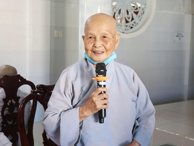 Bến Tre: Phân ban Ni giới Phật giáo tỉnh họp định kỳ ảnh 1