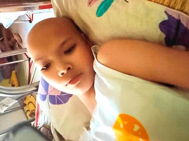Mở rộng lòng từ: Nhà nghèo, bị hai bệnh ung thư cùng lúc ảnh 1