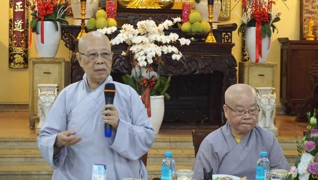 Phân ban Ni giới TP.HCM họp chuẩn bị tổ chức Đại lễ tưởng niệm Đức Thánh Tổ Ni Đại Ái Đạo ảnh 4