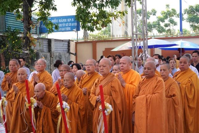 TP.HCM: Lễ khởi công trùng tu tịnh xá Ngọc Vân, thành phố Thủ Đức ảnh 2