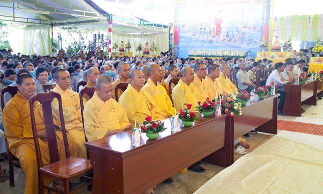 Đắk Nông: Chùa Phước Thiện tổ chức lễ cầu nguyện đúc Đại hồng chung ảnh 3