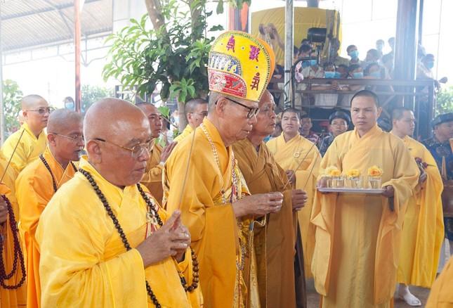 Đắk Nông: Chùa Phước Thiện tổ chức lễ cầu nguyện đúc Đại hồng chung ảnh 1