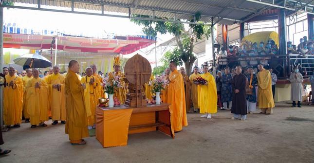 Đắk Nông: Chùa Phước Thiện tổ chức lễ cầu nguyện đúc Đại hồng chung ảnh 2