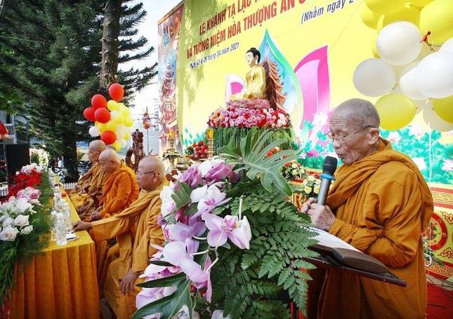 Đắk Lắk: Khánh thành Bảo tháp Xá Lợi, tưởng niệm Hòa thượng Thích Giác Dũng ảnh 2