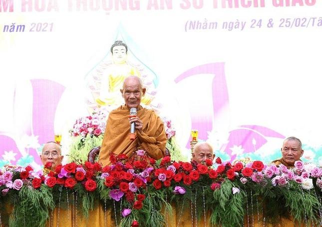 Đắk Lắk: Khánh thành Bảo tháp Xá Lợi, tưởng niệm Hòa thượng Thích Giác Dũng ảnh 3