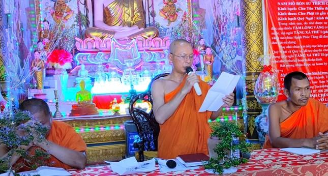 Vĩnh Long: Hội Đoàn kết Sư sãi Yêu nước chuẩn bị mở lớp Sơ cấp Pāli - Khmer ảnh 1