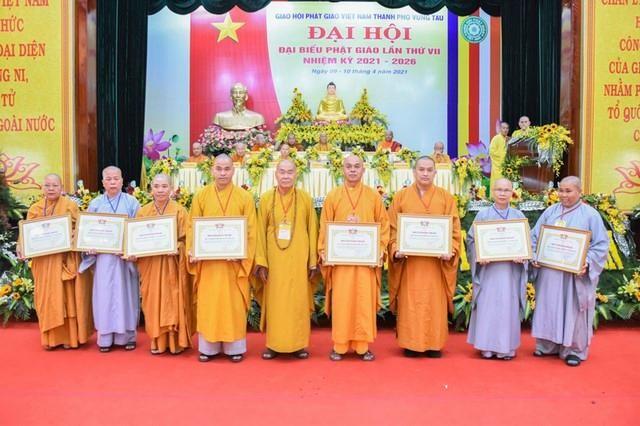 Đại hội đại biểu Phật giáo thành phố Vũng Tàu lần thứ VII ảnh 2