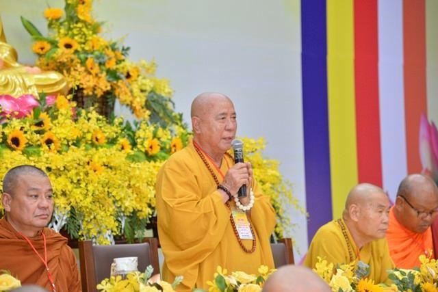 Đại hội đại biểu Phật giáo thành phố Vũng Tàu lần thứ VII ảnh 4