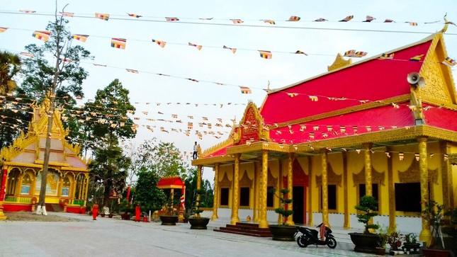 Kiên Giang: Khánh thành, đưa vào sử dụng giảng đường chùa Đồng Tranh ảnh 2