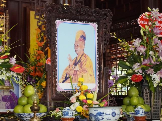 Trang nghiêm tưởng niệm lần thứ 37 cố Trưởng lão Hòa thượng Thích Trí Thủ ảnh 15