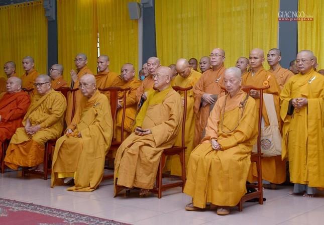 Trang nghiêm tưởng niệm lần thứ 37 cố Trưởng lão Hòa thượng Thích Trí Thủ ảnh 3