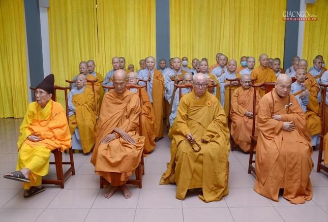Trang nghiêm tưởng niệm lần thứ 37 cố Trưởng lão Hòa thượng Thích Trí Thủ ảnh 5