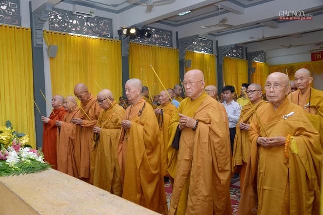 Trang nghiêm tưởng niệm lần thứ 37 cố Trưởng lão Hòa thượng Thích Trí Thủ ảnh 6